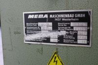 Band Saw Machine MEBA 330 A 1987-Photo 3