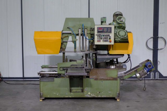 Band Saw Machine MEBA 330 A 1987