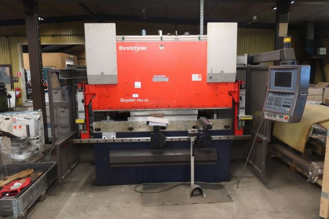 Hydraulic Press Brake BYSTRONIC PR 6 2003
