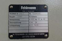 Frezarka uniwersalna FEHLMANN PICOMAX 51 CNC 2 1995-Zdjęcie 3