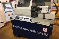 Tischdrehmaschine SCHAUBLIN 225 TM