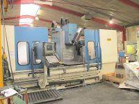 CNC Milling Machine AXA VHC 3-3000 M / Rundtisch