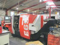 Automat tokarski CNC EMCO E 65 TMC - BigBore95