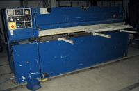 Mechanical Guillotine Shear STROJARNE PIESOK NTC 2500/4 1990-Photo 2