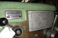 Universal-Drehmaschine VDF Heidenreich  Harbeck 21 RO/1000 1961-Bild 5