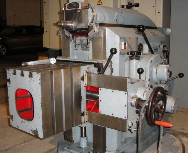 Shaping Machine STRIGON UNGARN GH 400 A 1975