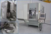 Centrum frezarskie poziome CNC DECKEL MAHO DMU 50 eVolution  (11045530524)