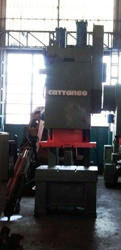 Eccentric Press Cattaneo 200 TON 1998