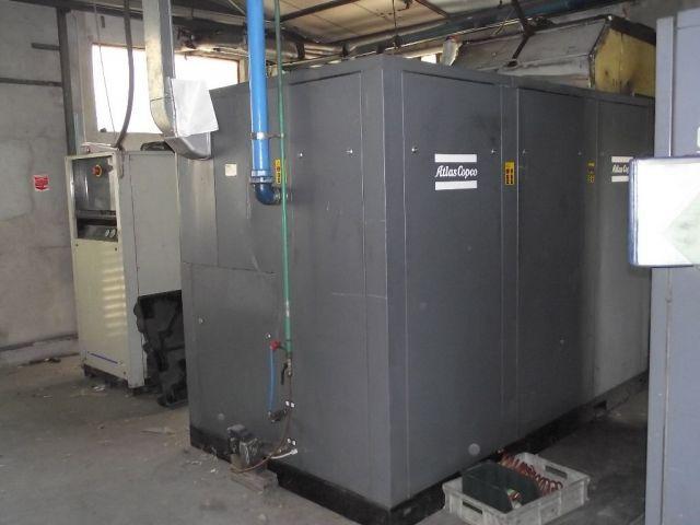Sprężarka śrubowa ATLAS COPCO GA 90 VSDW 2000