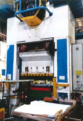 Prasa bramowa BLISS modello se2250 linea di sei presse 2000