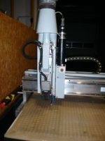 CNC Milling Machine Bulleri BETA 6 1994-Photo 5