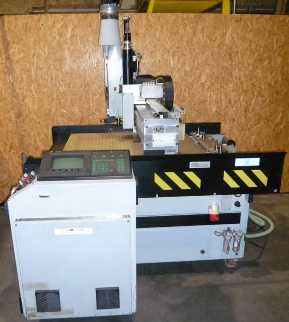 CNC Milling Machine Bulleri BETA 6 1994