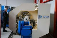 CNC Lathe STYLE 750 x 3000 2000-Photo 4