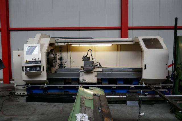 Tokarka CNC STYLE 750 x 3000 2000
