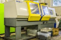 Plastics Injection Molding Machine BATTENFELD BA 500/200 CD PLUS