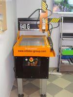 Frezarka CNC INFOTEC 640 G 2007-Zdjęcie 2