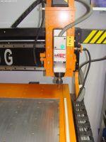 CNC Milling Machine INFOTEC 640 G 2007-Photo 4