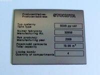 CNC Milling Machine INFOTEC 640 G 2007-Photo 8