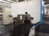 CNC Horizontal Machining Center HEDELIUS BC 60 1997-Photo 4