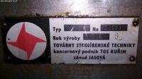 Horizontal Boring Machine TOS VARNSDORF W 75 1986-Photo 19