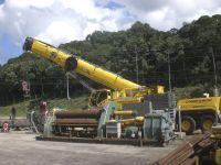 3-Walzen-Blecheinrollmaschine BOLDRINI SIJ 4000x30
