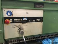 Hydraulic Guillotine Shear PROMECAM GH 3000 1980-Photo 4