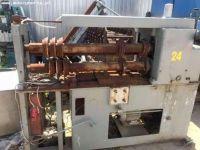 Cizalla guillotina mecánica STROJARNE PIESOK NOP 750/3
