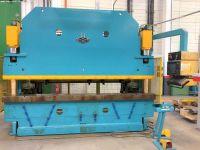 CNC hydraulický ohraňovací lis EHT EHPS 11-35 1992-Fotografie 2