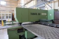 Turret Punch Press TRUMPF TRUMATIC 260 ROTATION