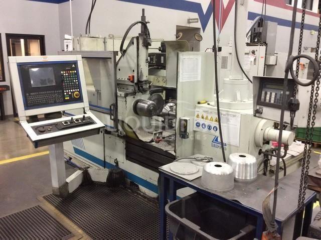 Tokarka CNC Leifeld PNC106 2000