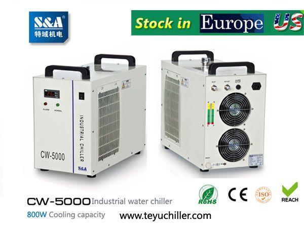 Skruekompressor Teyu CW-5000 2017
