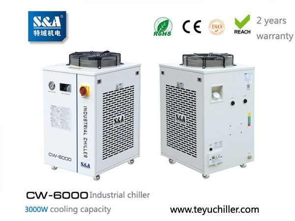 Stempelkompressor Teyu CW-6000 2017