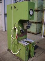 C Frame Hydraulic Press Stanko P6320 1980-Photo 2