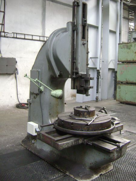 Vertical Slotting Machine TOS ST 350 1967