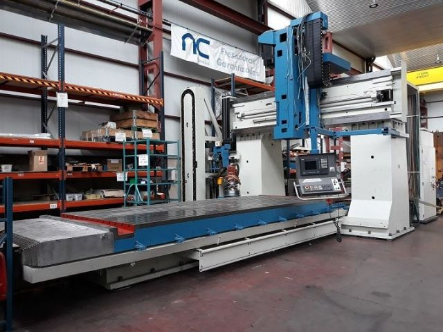 CNC Portal Milling Machine CORREA FP40/50 (8920205) 1998