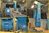 CNC Portal Milling Machine CORREA FP40/50