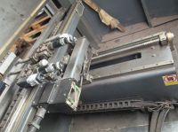 Prasa krawędziowa hydrauliczna CNC Safan SMK-K-50-2050 TS1 2003-Zdjęcie 4