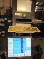 Prasa krawędziowa hydrauliczna CNC Safan SMK-K-50-2050 TS1 2003-Zdjęcie 5