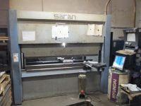 Prasa krawędziowa hydrauliczna CNC Safan SMK-K-50-2050 TS1 2003-Zdjęcie 2
