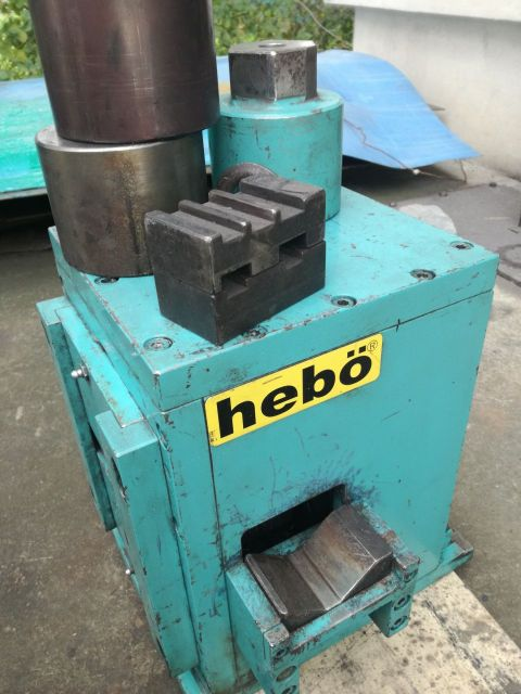 Machines for Forged Element HEBO EAS 1A 2008