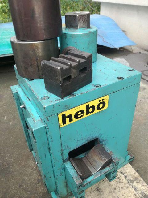 Машина для кованых деталей HEBO EAS 1A 2008