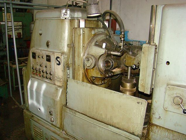 Gear Hobbing Machine Stanko 5K32A 1986