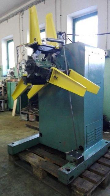 Straightening Machine SMERAL TRNAVA QOPJ-250/1400 1998