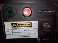 Sprężarka tłokowa Compressore ATLAS COPCO 15 kW con essicatore GA 115 1984-Zdjęcie 2