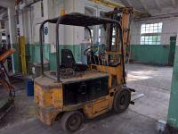 Wózek widłowy czołowy Muletto OM E25B 25q.li