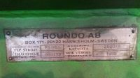 Bar Bending Machine ROUNDO PS 255x2500x8 1999-Photo 3