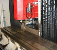 CNC Vertical Machining Center COSMATEC CFFZ 01 2000-Photo 4