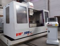 Vertikal CNC Fräszentrum BRIDGEPORT VMC 800 / 22 DIGITAL