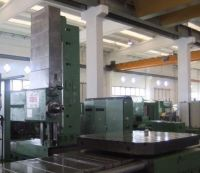 Horizontal Boring Machine TOS 130 CNC 2000