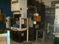 C Frame Hydraulic Press SMG CSZ 100-1000/600 1984-Photo 5